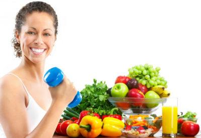 Спорт и правильное питание