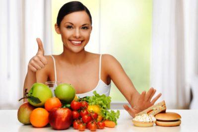 Продукты при диете