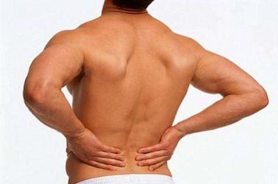 красивая мужская спина
