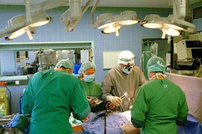 операция по удалению кисты почки