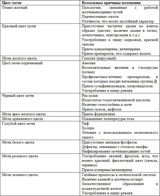Анализ мочи патологгии Справка от фтизиатра Лесопарковая