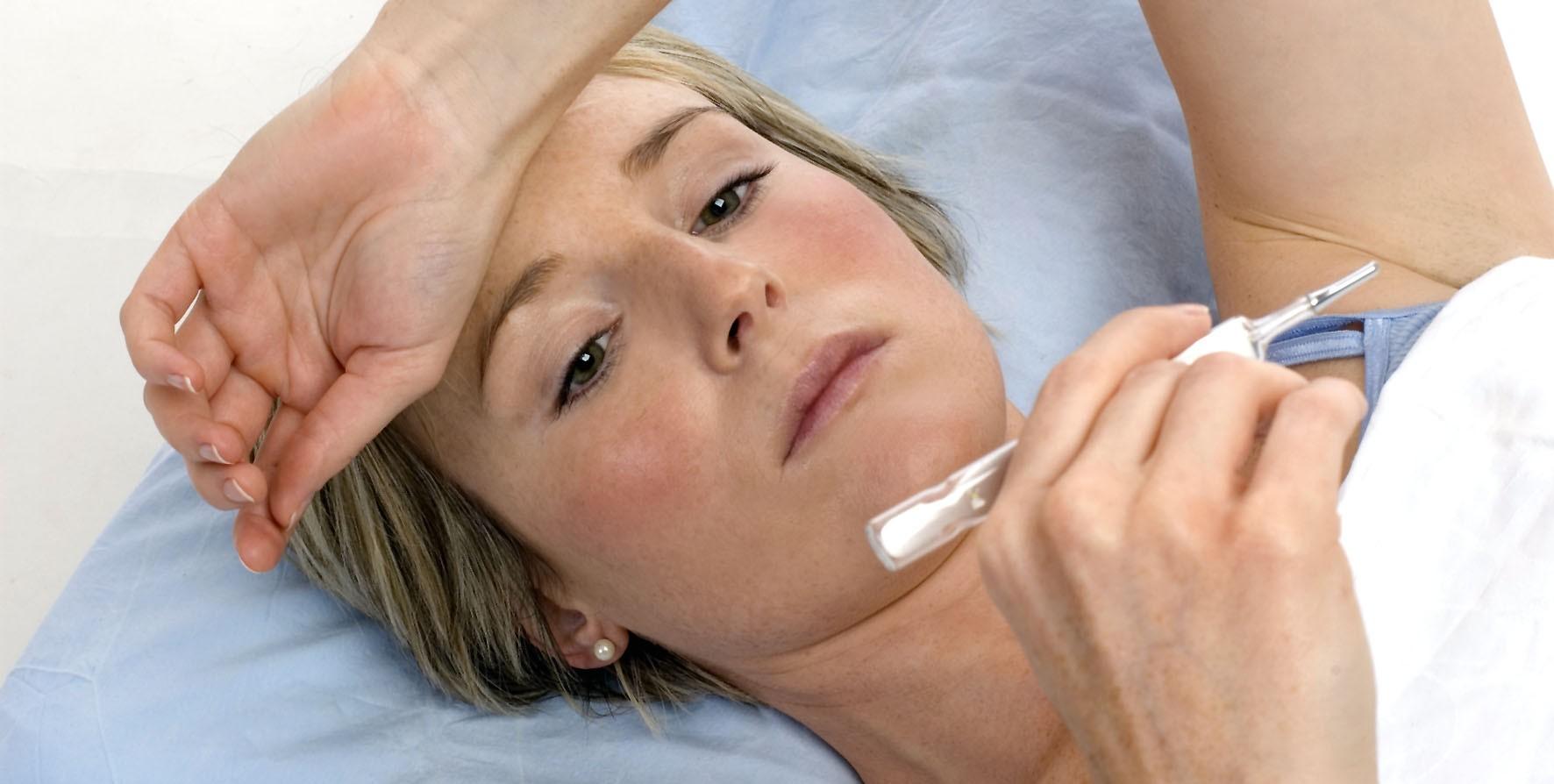 Какая температура при цистите у женщин