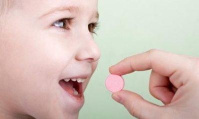 таблетки ребенку