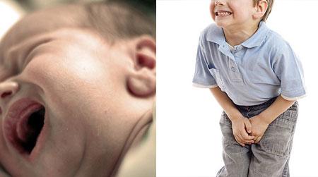 симптомы пиелонефрита у детей