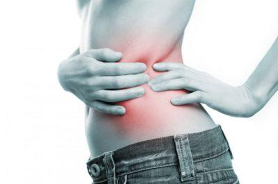 симптомы боли в почках