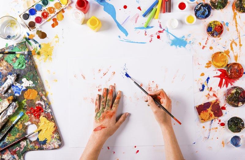 Преимущества использования арт-терапии для развития детей