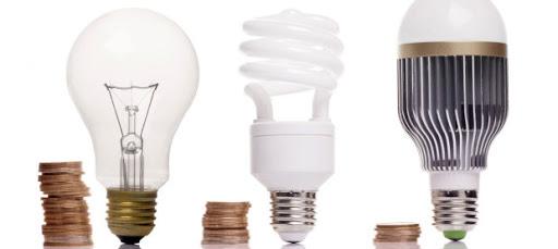 О принципе работы энергосберегающих лампочек