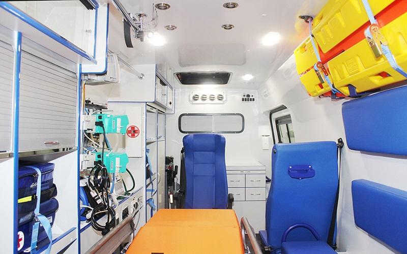 О перевозке лежачих больных