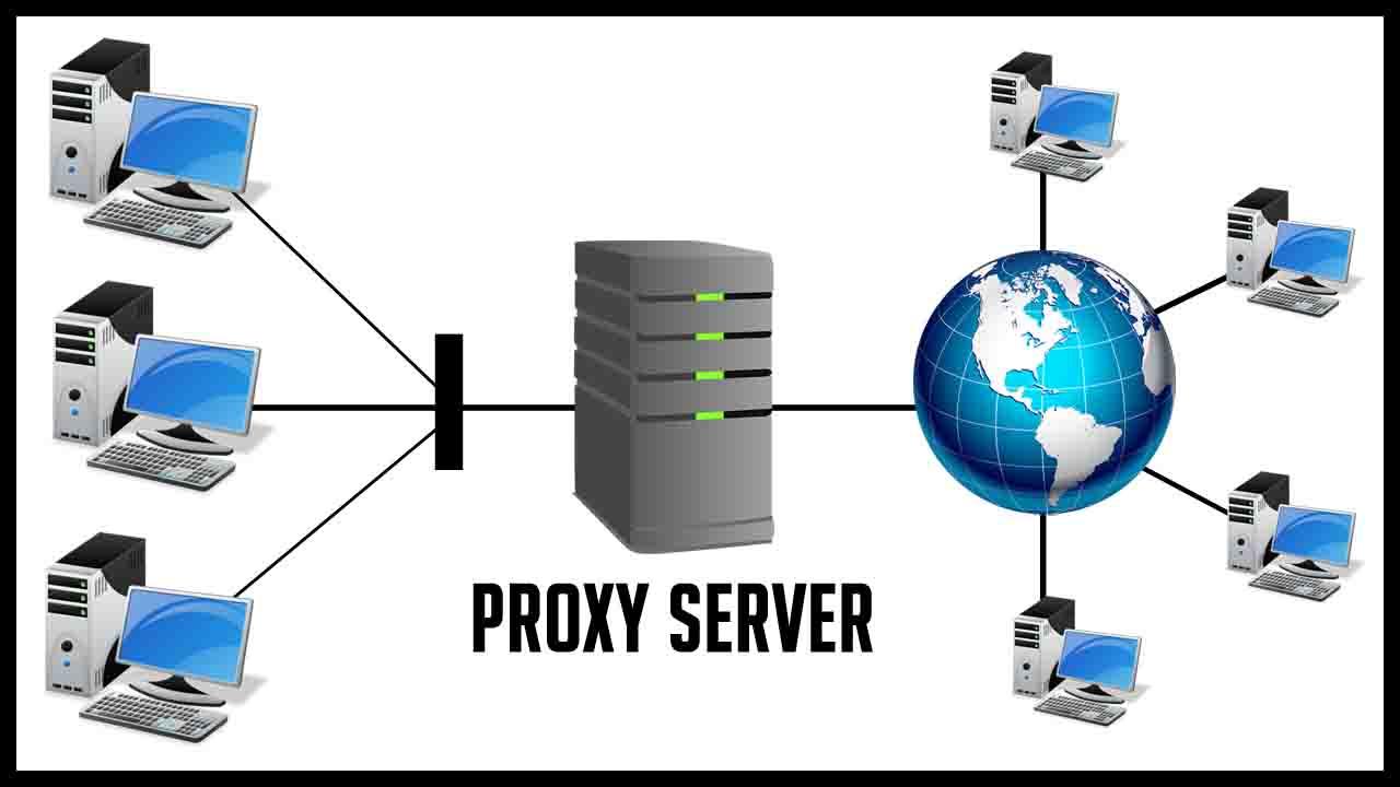 Об использовании прокси-сервера
