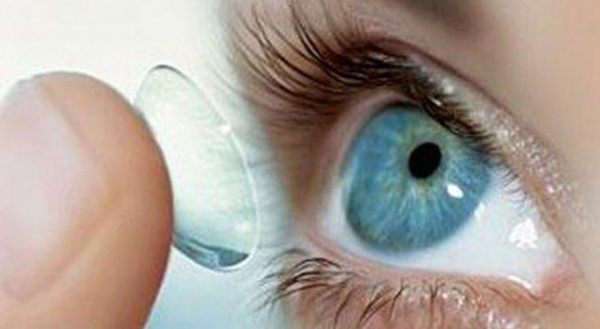 Контактные линзы для ваших глаз
