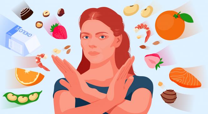 Пищевая аллергия и пищевая непереносимость